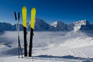 Сноуборд или Горные лыжи