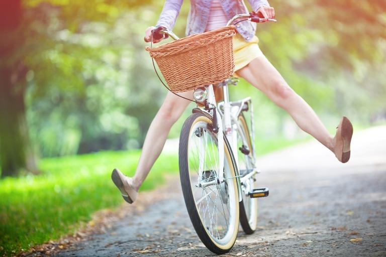 Плюсы и минусы катания на велосипеде