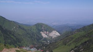 Талгарское ущелье