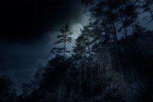 Ночевка в горах