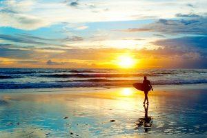 Как заняться серфингом?
