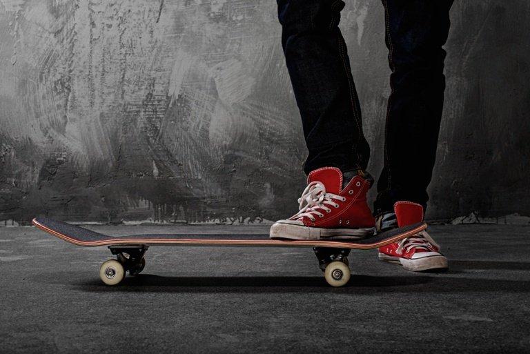 Что такое скейтбординг