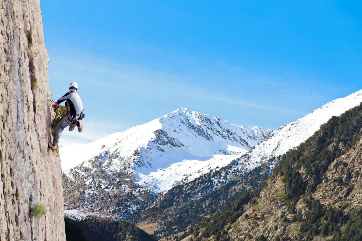 как стать альпинистом
